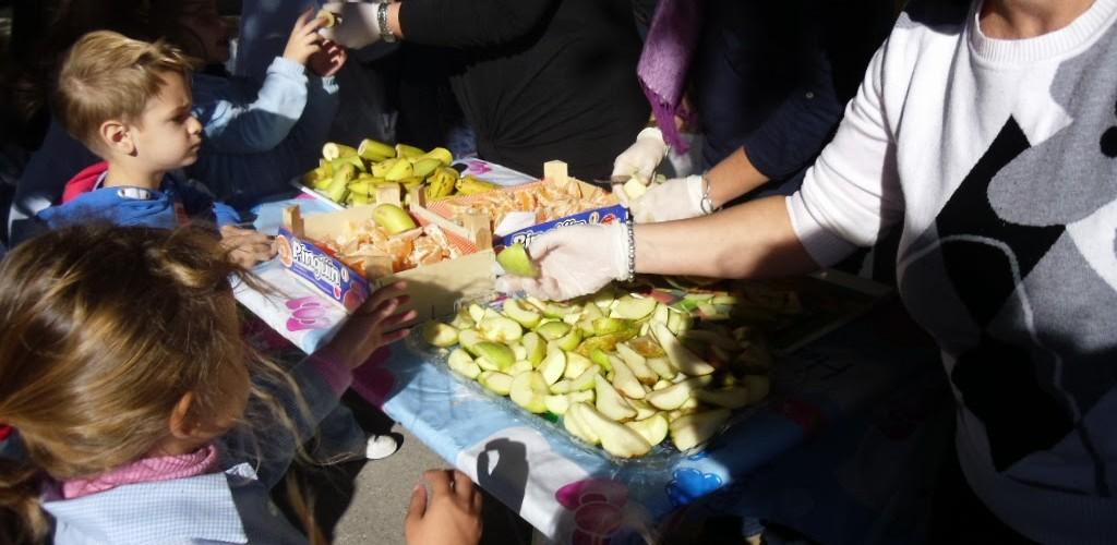 Dia de la fruta AMPA