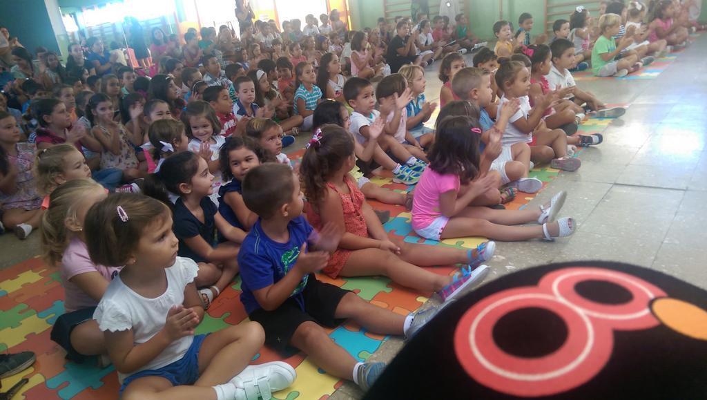 Inauguración del Curso Escolar 2014-2015. Fotografia 8chiclana