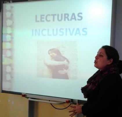 formación lectura inclusiva